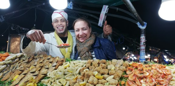 pijaca hrane Maroko