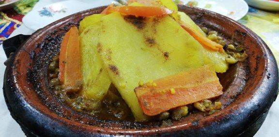 Tažin Hrana Maroko