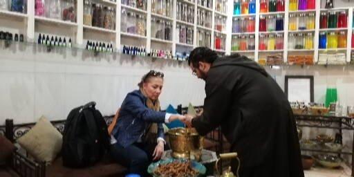 Kozmetika u Maroku