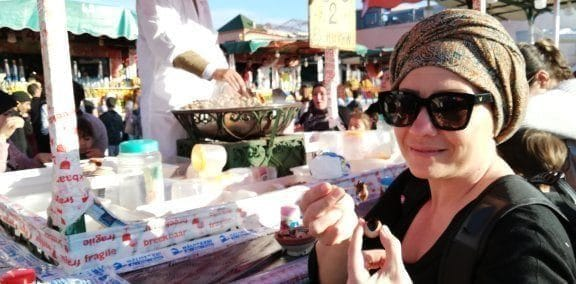 hrana Maroko